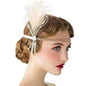 1920s Great Gatsby Flapper Headband